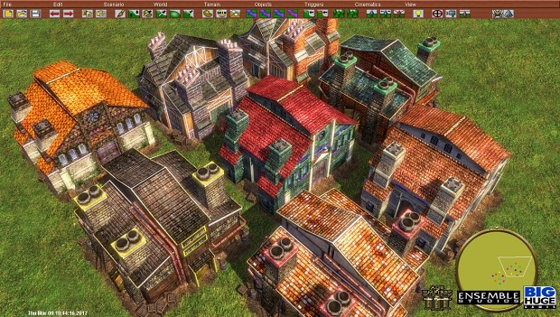 Factory Image Graphics Mod Age Of Empires Iii For Age