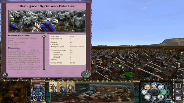 Fully Custom Uis Image Gothic Tw Chronicles Of Myrtana Mod For Medieval Ii Total War Kingdoms Mod Db