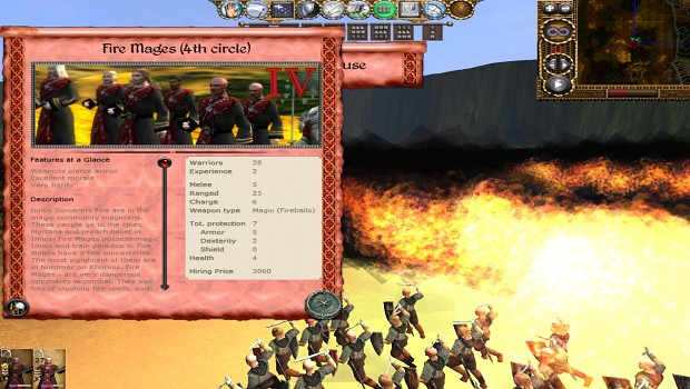 New Effects On Projectiles Image Gothic Tw Chronicles Of Myrtana Mod For Medieval Ii Total War Kingdoms Mod Db