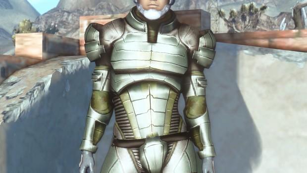 Mass Effect Fallout