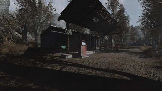 [Post-release] Darkscape, fuel station