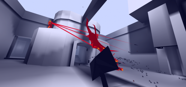 SUPERHOT Quake E1M2