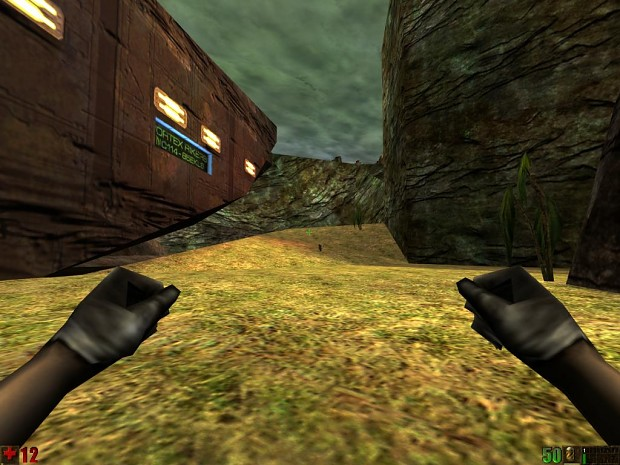 Fist Prototype Screenshot