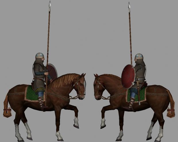 Mounted 1