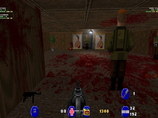 Brutal Wolfenstein v 4.5 co-op