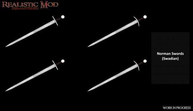 Norman Swords (HD)