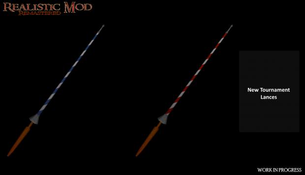 New Tournament Lances (HD)