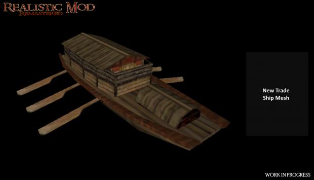 New trade ship mesh (HD)