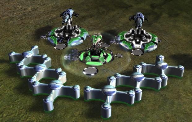 Aeon Tech 3 Heavy Point Defense