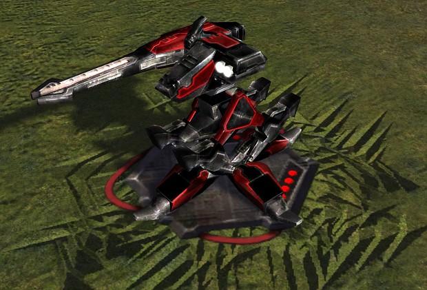 Cybran Tech 3 Rapid-Fire Point Defense