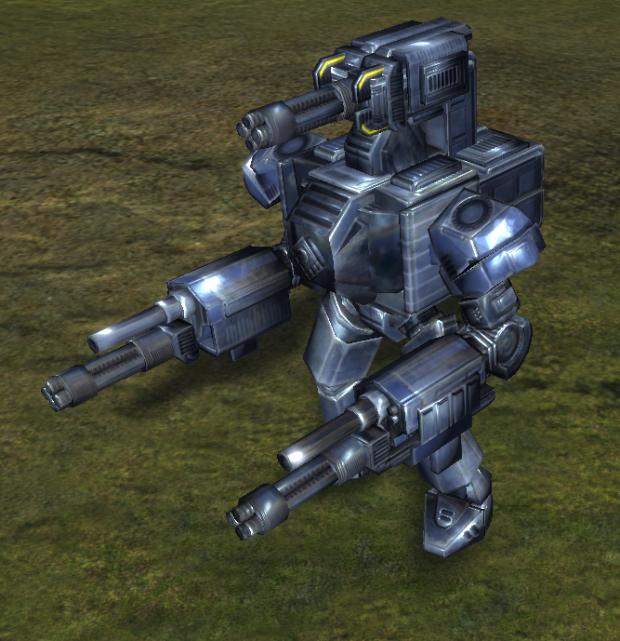 UEF Combat ACU Upgrade Examples