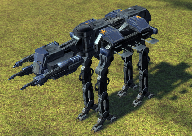 New Feature: Multi Legged Attack Walkers