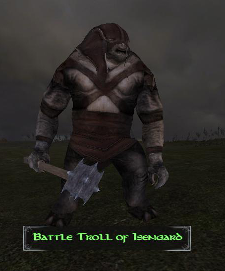 [SP][ES] TLD Overhaul Isengard_battle_troll