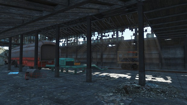 Inside The Ore Processing