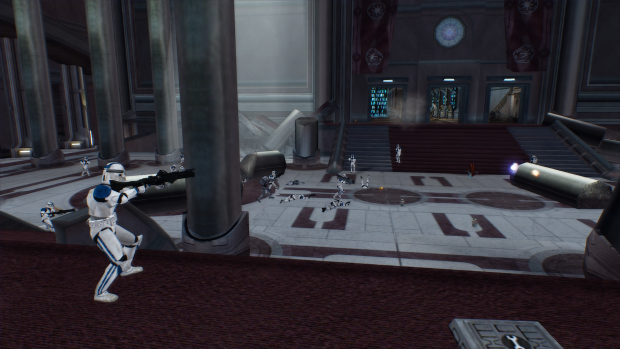 By popular demand! Rezzed Coruscant coming soon
