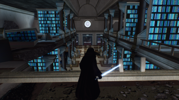 Rezzed Coruscant... coming soon.