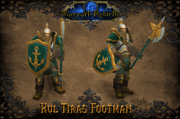 Kul Tiras Footman