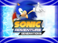 Sonic Adventure Generations DX
