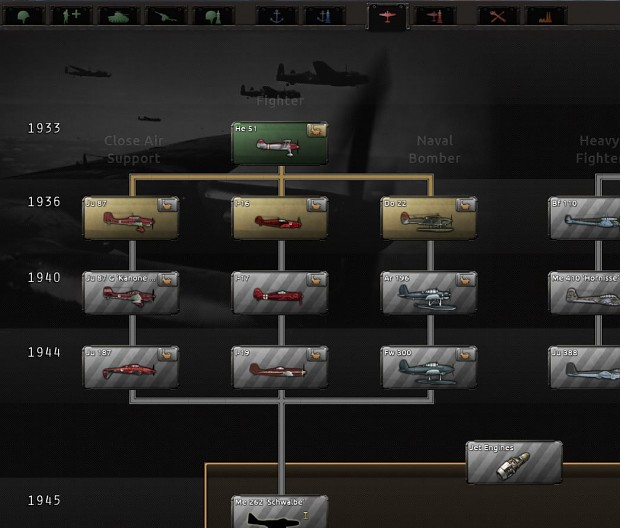 Sitemaps With Embed Option: Complete Overhaul For Hearts Of Iron IV - Mod DB