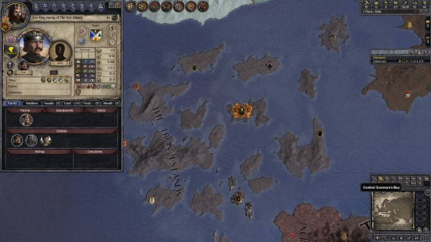 The Best Total Conversion Mods For Crusader Kings II feature - Indie DB
