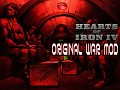 Hearts of Iron IV: Original War Mod