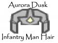 Infantry Man Helmet (Hair)