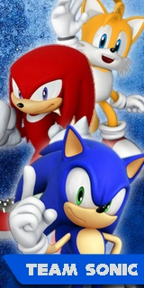Sonic Heroes 2 - Team Sonic Poster