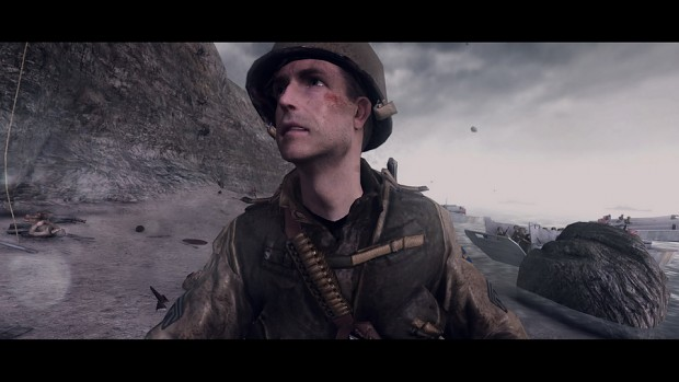 Call of Duty 2 yytssln's Reshade MOD