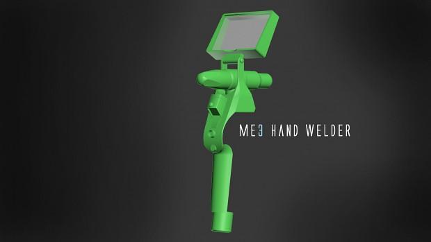 Hand Welder (work in progress)