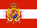 Flag of Grand Duchy of Tuscany for Lombardy MDmod