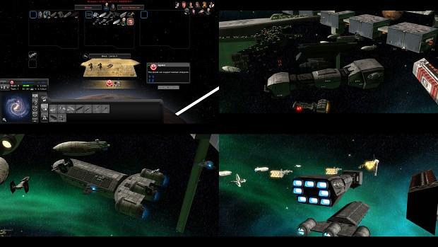 Civilian fleet