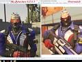 Soldier 76 HD Retexture