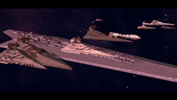 Imperial Naval Might