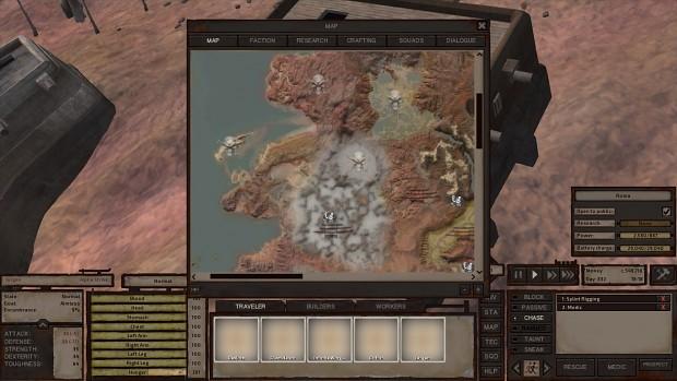 kenshi map 2 image - Mod DB