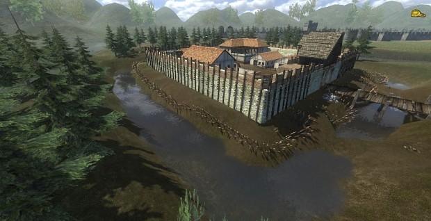 [MP][EN] Fall of Rome Roman_Fort