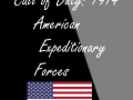 CoD: 1914 American Expedition Forces uniform