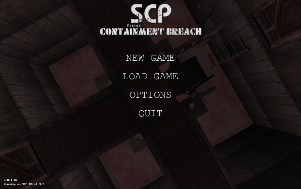 SCP-009's Containment Chamber (3D Menu)