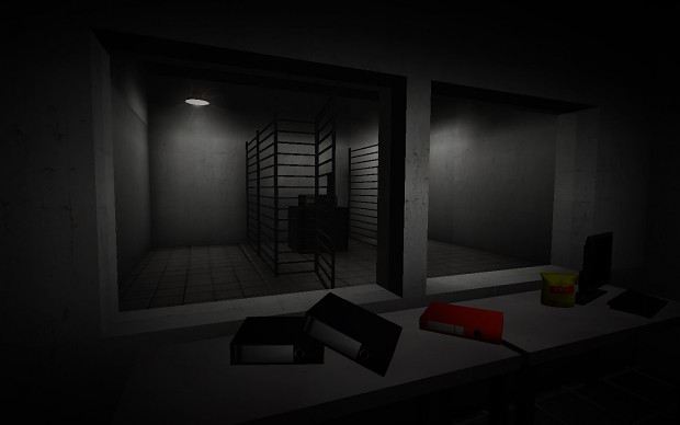 SCP-001's Containment Chamber