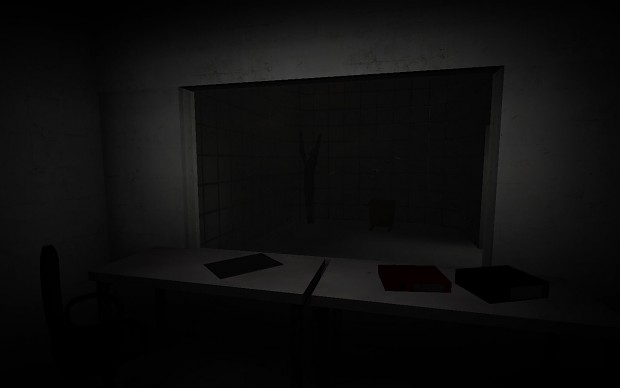 SCP-650's Containment Chamber