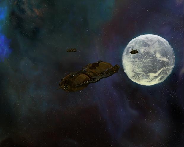 Star Trek Armada 2 Classic using Fleet Operations