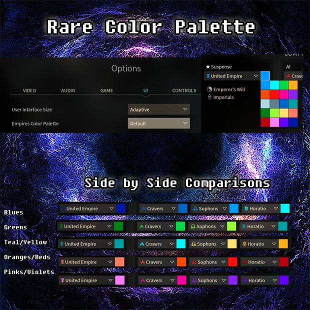 RareColorComparison