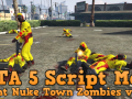 Fight Nuke Town Zombies Anywhere [.Net] V2.00