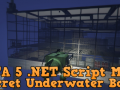 Secret Underwater Base Expansion [.NET]