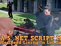 Claude Speed Living In Los Santos [.NET]