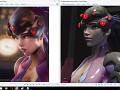 Widowmaker (Overwatch) HD Texture Pack