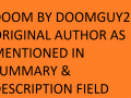 MODS MODIFIED BY DOOMGUY215