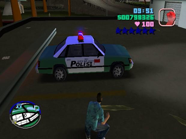 Police Cars/ Mobil Polisi