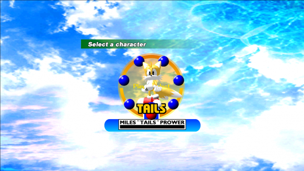 Image 7 - Classic/Retro Characters mod for Sonic Adventure