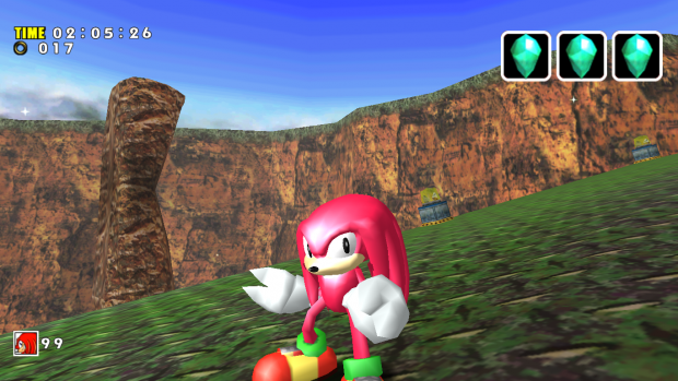 Image 4 - Classic/Retro Characters mod for Sonic Adventure