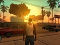 GTA San Andreas - Real Time Clock by The Hero